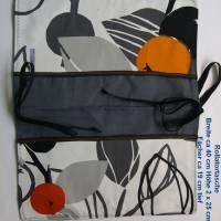 Rollatortasche, Rollstuhl Organizer, Stofftasche für Gehhilfe, Wandertasche Senioren, Walkertasche, Rollsltuhltasche Bild 4