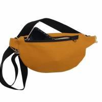 """Bauchtasche """"Lili""""  trendiger Cross-Body-Bag, Bodybag , Hüfttasche aus Canvas, Umhängetasche, Festivaltasche Bild 4"""