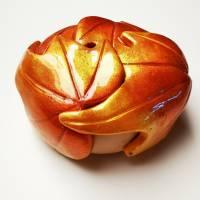 Nähgewicht, Donut, Herbst gold Bild 2