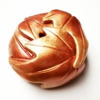 Nähgewicht, Donut, Herbst gold Bild 3