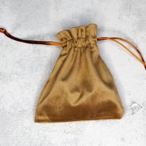 Halskette aus Glasperlen mit Anhänger in rosegold Bild 6