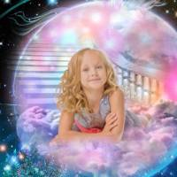 Personalisiertes Kinder Portrait von Deinem Foto Bild 5