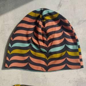 Mütze, Loop und Stirnband im retro Design Bild 4