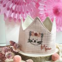 Freebook Krone - nähe eine Geburtstagskrone für jedes Alter zum Binden in Einheitsgröße! Bild 10