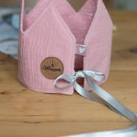 Freebook Krone - nähe eine Geburtstagskrone für jedes Alter zum Binden in Einheitsgröße! Bild 4