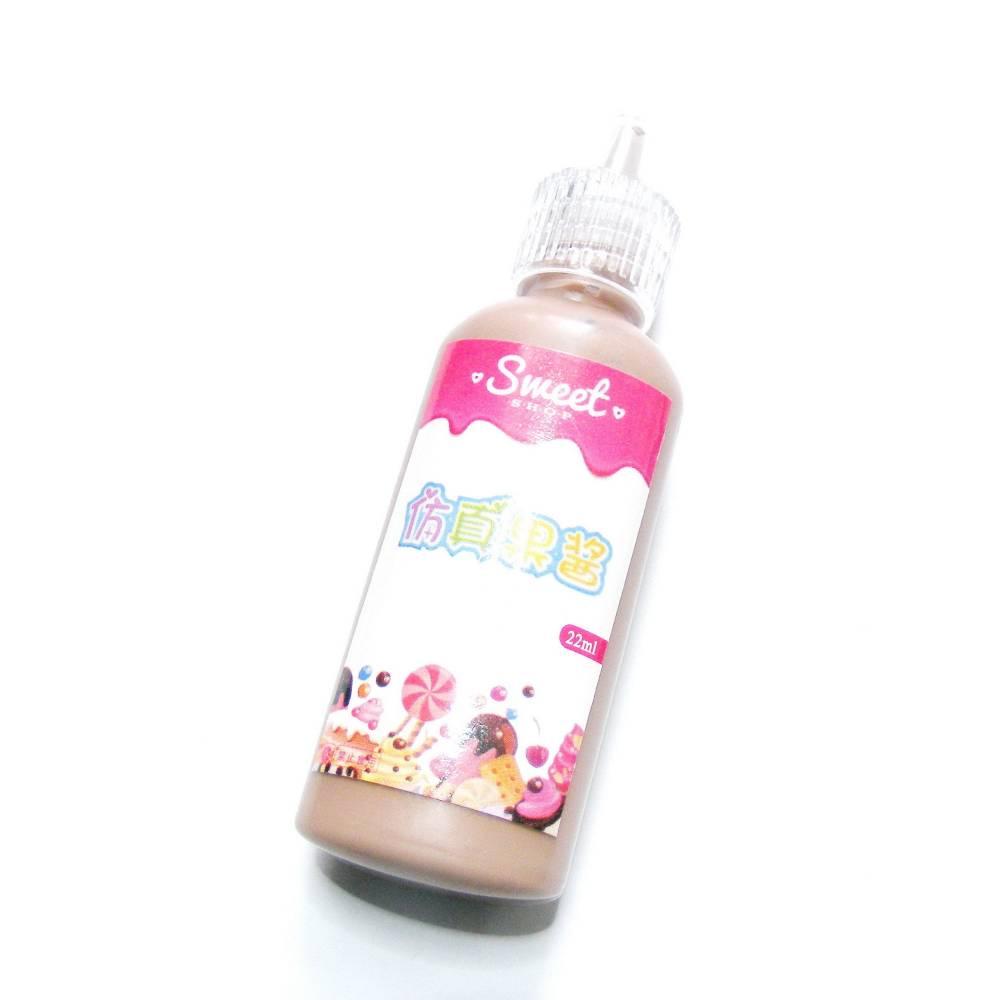 Kunstharz gefärbt für Fake Lebensmittel DIY Miniaturen Eisbecher, Torte etc. Bild 1