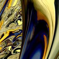 Facettenreich 2 – edles Digital-ART Kunstwerk 1/10  – Design  Ulrike Kröll Bild 6