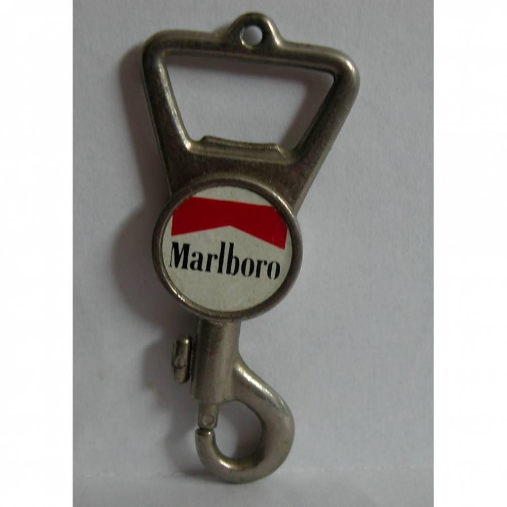 Flaschenöffner für Raucher Bild 1