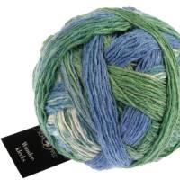 Wunderklecks Sockenwolle von Schoppel in Green Tea Bild 1