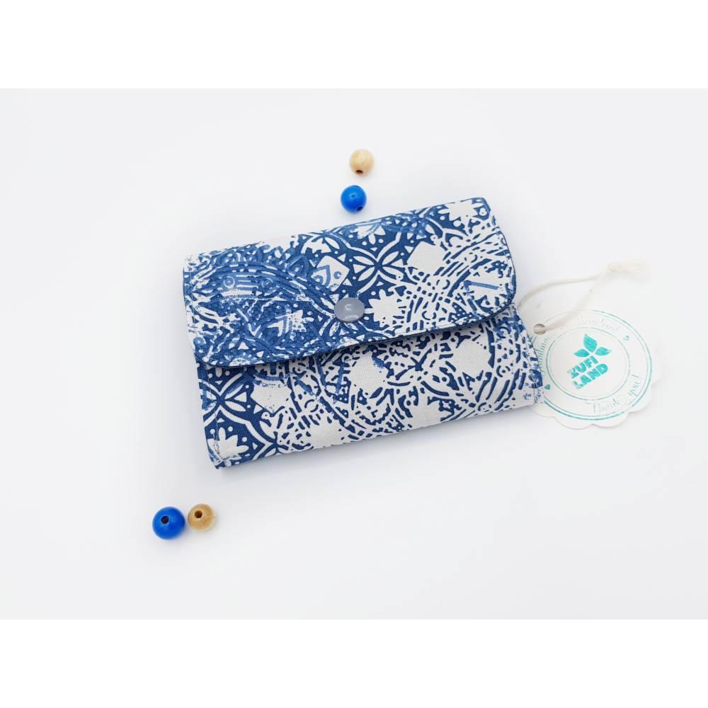 Mini Geldbörse, Kleines Portemonnaie, Geldbeutel, Kleines Geschenk Bild 1