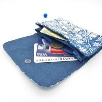 Mini Geldbörse, Kleines Portemonnaie, Geldbeutel, Kleines Geschenk Bild 3