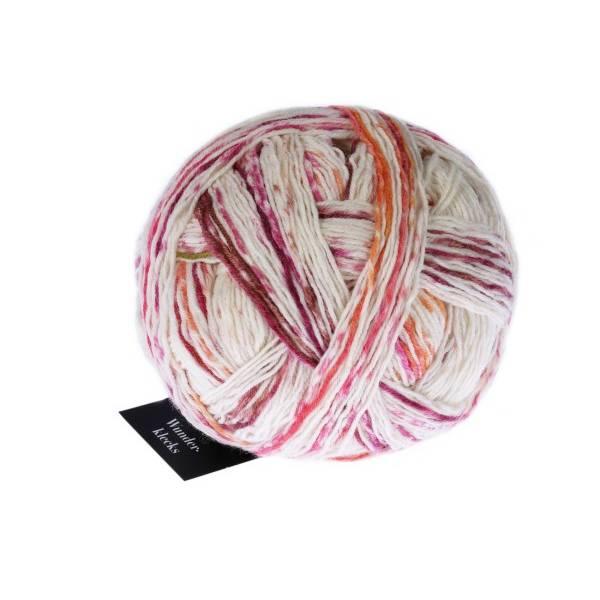 Wunderklecks Sockenwolle von Schoppel in Kirschblüte Bild 1