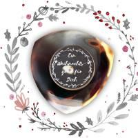 WEIHNACHTEN Teelicht - Botschaften Teelicht Vorlagen Bilder für Teelichter digitale Datei zum Selbstausdrucken  Bild 5