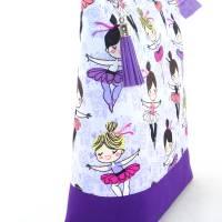 Kulturbeutel für Kinder, Windeltasche, Kinder-Waschtasche *Kleine Ballerinas* Bild 7