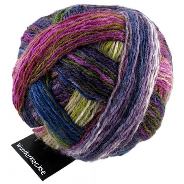 Wunderklecks Sockenwolle von Schoppel in Kraut und Rüben Bild 1