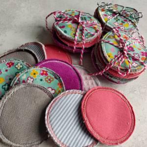 Abschminkpads - Kosmetikpads waschbar, wiederverwendbar, umweltfreundlich Bild 5