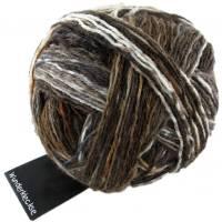 Wunderklecks Sockenwolle von Schoppel in Vollmilch-Trauben-Nuss Bild 1