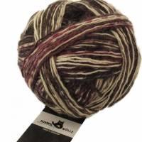 Wunderklecks Sockenwolle von Schoppel in Rosenholz Bild 1