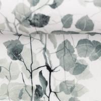 Softshell Robin Eukalyptus Blätter Stretch NANO Bild 3