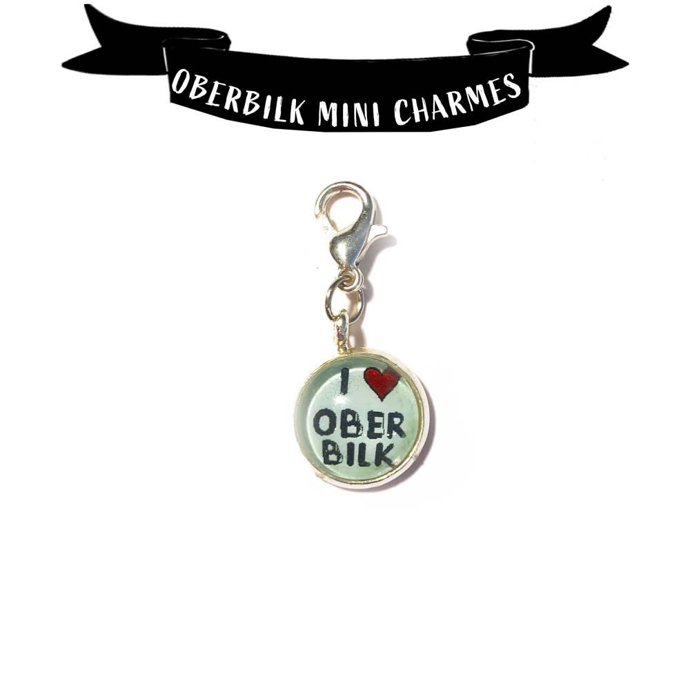 Unikat Heimatmotiv Oberbilk Mini Charmes Bild 1