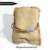 Düsseldorfer Trilogie Armband in Beige Bild 9