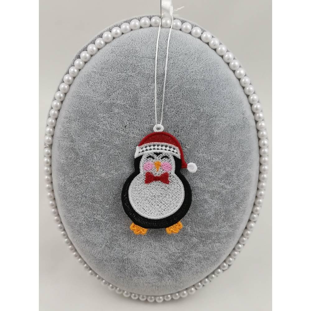 Anhänger Pinguin Bild 1