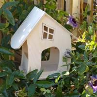 Vogelhaus, Futterhäuschen PHANTASIE - lieferbar als Bausatz oder als Fertighaus Bild 1
