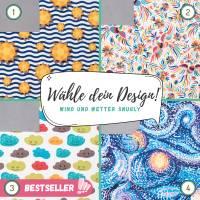 """DIY-NähBox für den Kindersitz Beinwärmer """"Snugly"""", Wind- und Wetterschutz für den Kindersitz ~ NEU Bild 3"""