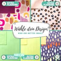 """DIY-NähBox für den Kindersitz Beinwärmer """"Snugly"""", Wind- und Wetterschutz für den Kindersitz ~ NEU Bild 5"""