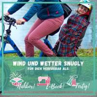 """DIY-NähBox für den Kindersitz Beinwärmer """"Snugly"""", Wind- und Wetterschutz für den Kindersitz ~ NEU Bild 9"""