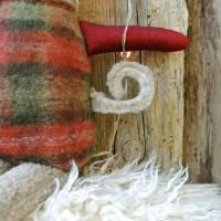 AMADEUS/ der tapfere Mäuserich   Stoffunikat waschbar nachhaltig Kuschltier Schmussekissen Wegbegleiter Unikat Stoffkuns Bild 2