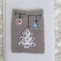 Weihnachtskarte Bild 1