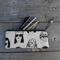 Schmales Stiftemäppchen - Federmäppchen Bild 1