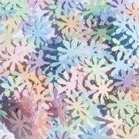 Blüten Papierblüten Blumenkonfetti Blütenkonfetti  Bild 1