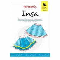 Farbenmix Insa neu Doppekrock Schnittmuster Papierschnittbogen Bild 1
