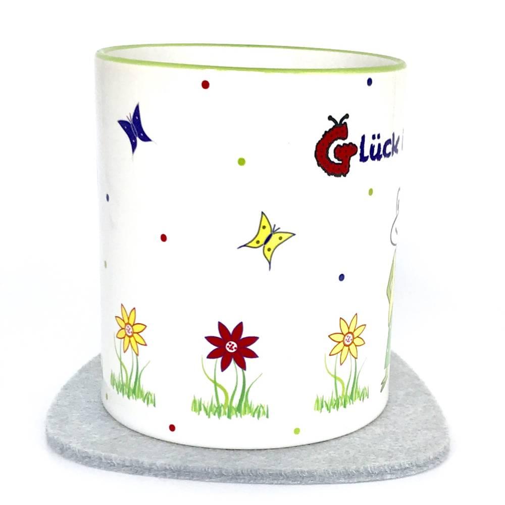 Geschenk-Set für Schwiegervater, bedruckte Tasse,