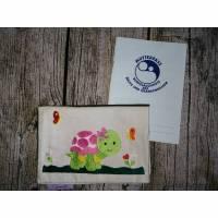 Mutterpass Hülle - Schildkröte  Bild 1