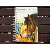 """Notizbuch """"Kristin und die Stute Jo"""""""
