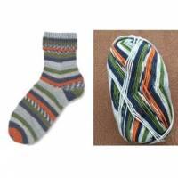 Gestrickte Socken, handgestrickte Stricksocken  individuell nach Bestellung für die ganze Familie Bild 1