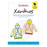 XANTHOS, Windbreaker, Schnittmuster Bild 1