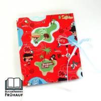 Tagebuch Piraten Notizbuch Poesiealbum Freundebuch Bild 1