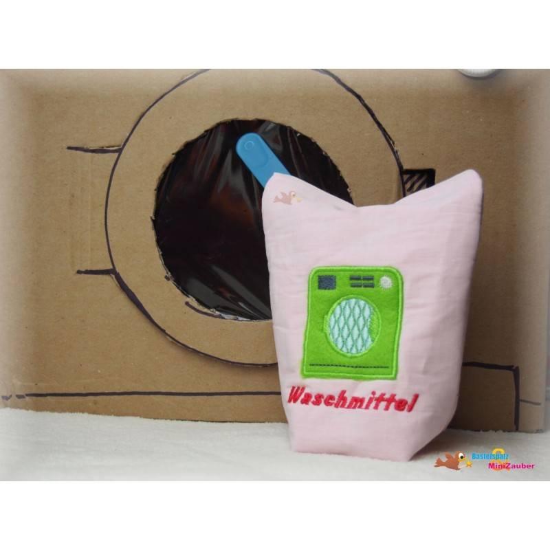 ITH Stickdatei Set - Waschmittel - 13x18 Bild 1