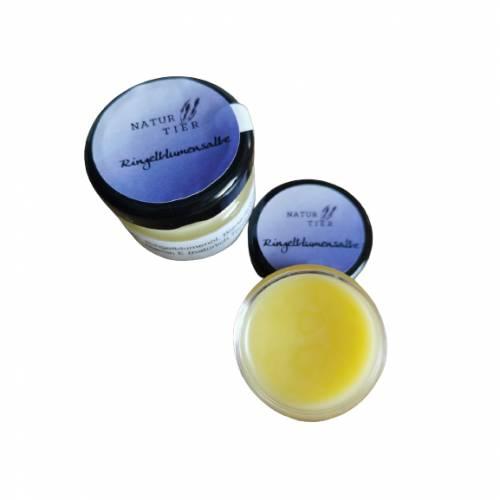 Ringelblumensalbe - 100 % Natürliche Inhaltsstoffe
