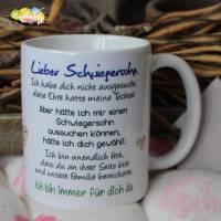 Tasse - Lieber Schwiegersohn (ICH)  Bild 1