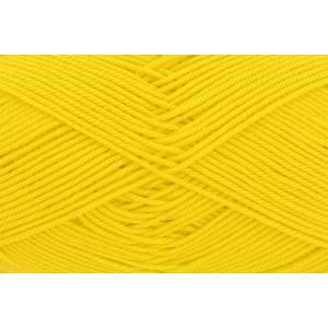 Cotton Quick Uni - 100 % Baumwolle - 50 g Knäuel  - Farbe 117 Zitrone Bild 1