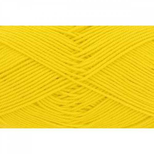 Cotton Quick Uni - 100 % Baumwolle - 50 g Knäuel  - Farbe 117 Zitrone