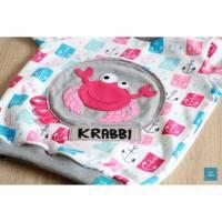 "Applikationsvorlage Krabbe ""Krabbi"" | PDF-Datei Bild 1"