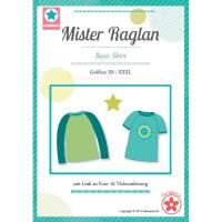 Mister Raglan, Papierschnittmuster Bild 1