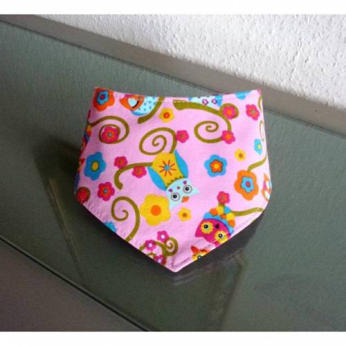 Dreieckstuch / Halstuch / Spucktuch (Gr. S) für Baby & Kind