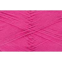 Cotton Fun - 100 % Baumwolle - 50 g Knäuel  - Farbe 20 fuchsia